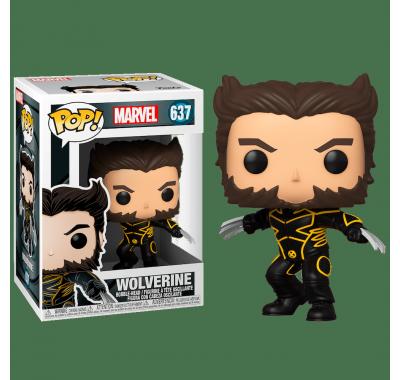 Росомаха Джеймс Логан в костюме (Wolverine in Suit 20th Anniversary) из фильма Люди Икс: Последняя битва