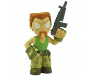 Abraham (1/24) minis из сериала The Walking Dead 3 wave