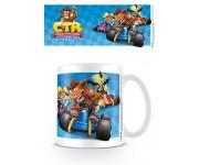 Кружка Crash Team Racing (Race) Coffee Mug (PREORDER SALE SEPT) из игры Crash Bandicoot (Крэш Бандикут)