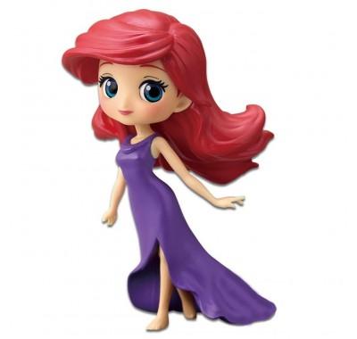 Ариэль в фиолетовом (Ariel (ver D) Q posket petit) (PREORDER QS) из мультфильма Русалочка
