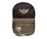 Рюкзак Difuzed: Zelda: Black Woods Boys Backpack (PREORDER SALE SEPT) из игр Nintendo (Нинтендо)