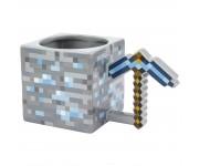 Кружка Minecraft Pickaxe Mug 550мл (PREORDER ZS) из игры Minecraft