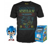 POP and Tee: Sonic the Hedgehog (2XL) (PREORDER ZS) 35714