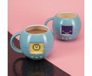 Кружка Tamagotchi Shaped Mug Pиз игры Retro Video Games