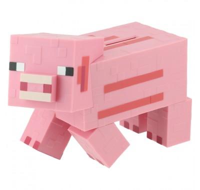 Копилка Свинья-копилка (Pig Money Bank) из игры Майнкрафт