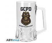 Кружка стеклянная ABYstyle: DC COMICS: GCPD (PREORDER SALE SEPT) из комиксов DC Comics
