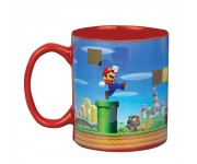 Кружка Super Mario Heat Change Mug (PREORDER ZS) из игр Nintendo (Нинтендо)