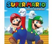 Календарь Pyramid: Nintendo: Super Mario (2020) (PREORDER SALE SEPT) из игр Nintendo (Нинтендо)