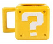 Кружка Super Mario Question Block Mug из игры Mario