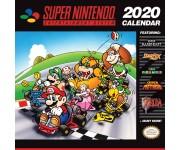 Календарь Pyramid: Nintendo: Super Nintendo (2020) (PREORDER SALE SEPT) из игр Nintendo (Нинтендо)
