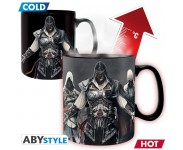 ASSASSIN'S CREED ABYstyle Heat change mug Group King size