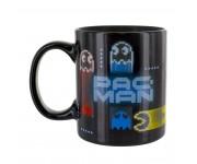 Кружка Pac Man Neon Heat Change Mug (PREORDER SALE SEPT) из игр Retro Video Games (Ретро видеоигры)