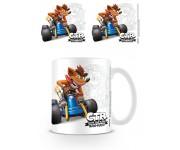 Кружка Crash Team Racing (Crash Emblem) Coffee Mug (PREORDER SALE SEPT) из игры Crash Bandicoot (Крэш Бандикут)