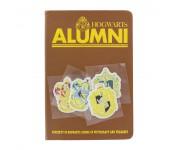 Набор Hogwarts Alumni Notebook and Sticker Set (PREORDER ZS) из фильма Harry Potter