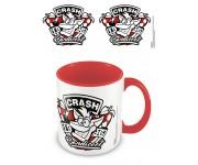 Кружка Crash Bandicoot (1996 Emblem) Red Coloured Inner Mug (PREORDER SALE SEPT) из игры Crash Bandicoot (Крэш Бандикут)