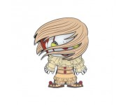 Pennywise with Wig 4-inch Enamel Pin из фильма IT