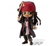 Jack Sparrow (Ver A) Q posket (PREORDER QS) из фильма Pirates of the Caribbean