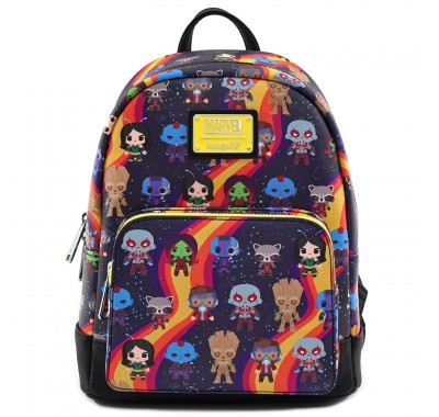 Marvel Guardians Chibi AOP Mini Backpack (PREORDER ZS)