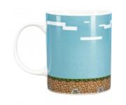 Кружка Minecraft Build a Level Mug 325 (PREORDER ZS) мл из игры Minecraft