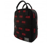Marvel Logo AOP Canvas Mini Backpack из комиксов Marvel Comics