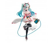 HATSUNE MIKU RACING Ver. ESPRESTO est-Dress&pattern-RACING MIKU 2020 KIMONO ver. из серии Vocaloid