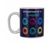 Кружка Tamagotchi Glossary Heat Change Mug (PREORDER SALE SEPT) из игр Retro Video Games (Ретро видеоигры)