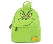 The Grinch Cosplay Mini Backpack (PREORDER ZS)