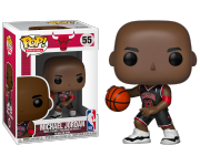 Michael Jordan Chicago Bulls Black Uniform (PREORDER) из Basketball NBA