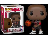 Michael Jordan Chicago Bulls Black Uniform (PREORDER) из Basketball NBA