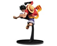 Monkey D Luffy jumping из аниме One Piece