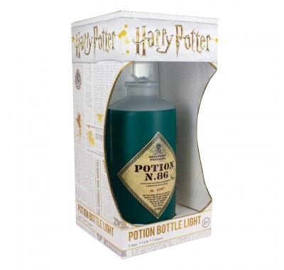 Светильник Бутылочка с зельем (Potion Bottle Light V2) из фильма Гарри Поттер