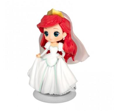 Ариэль в белом (Ariel (ver E) Q posket petit) (PREORDER QS) из мультфильма Русалочка