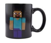 Enderman Heat Change Mug 325ml из игры Minecraft