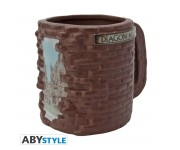 HARRY POTTER ABYstyle 3D Mug Diagon Alley (PREORDER FEB)