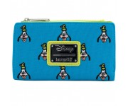 Goofy Aop Canvas Wallet из мультфильма Disney