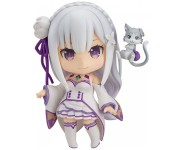 Emilia (re-run) Nendoroid из аниме Re:Zero Starting Life in Another World