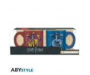HARRY POTTER 2 ABYstyle espresso mugs Gryffindor & Ravenclaw set (PREORDER FEB)