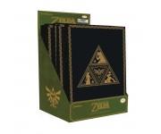 Записная книжка The Legend Of Zelda Triforce Light Up Notebook (PREORDER ZS) из игры Legend of Zelda