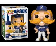 Bernie The Brewer Milwaukee Brewers Mascot (preorder TALLKY) MLB