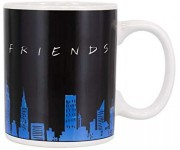 Кружка Friends They Dont Know Heat Change Mug (PREORDER ZS) из сериала Friends (Друзья)