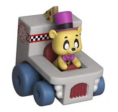 Золотой Фредди на машинке (Golden Freddy Racer) из игры Пять Ночей с Фредди