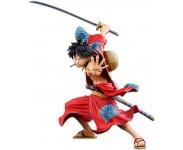 The  Monkey D Luffy Manga Dimensions Banpresto World Figure Colosseum3 Super Master Stars Piece из аниме One Piece