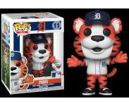 Paws Detroit Tigers Mascot (PREORDER) Mascot (PREORDER) MLB
