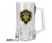 WORLD OF WARCRAFT ABYstyle Tankard Alliance