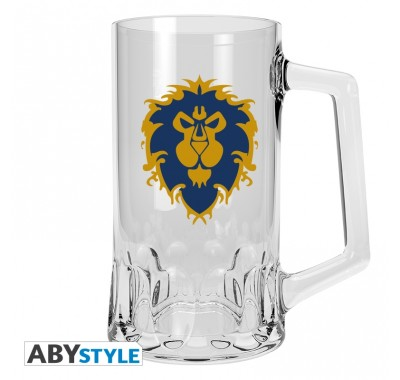 WORLD OF WARCRAFT (PREORDER) ABYstyle Tankard Alliance
