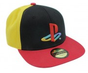 Бейсболка Difuzed: PlayStation: Snapback with Original Logo Colors (PREORDER SALE SEPT) из игр Playstation (Плейстейшн)