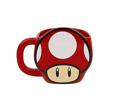 Кружка Super Mushroom Mug из игры Mario