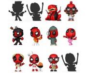 Deadpool 30th Mystery Minis (PREORDER mid-MAY) из комиксов Marvel Comics