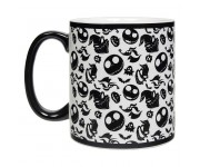 Oogie, Jack and Zero Mug 20 oz (PREORDER ZS) из мультфильма Nightmare Before Christmas