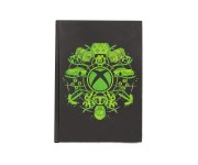 Записная книжка Xbox Light Up Notebook (PREORDER ZS) из игр Xbox (Икс бокс)
